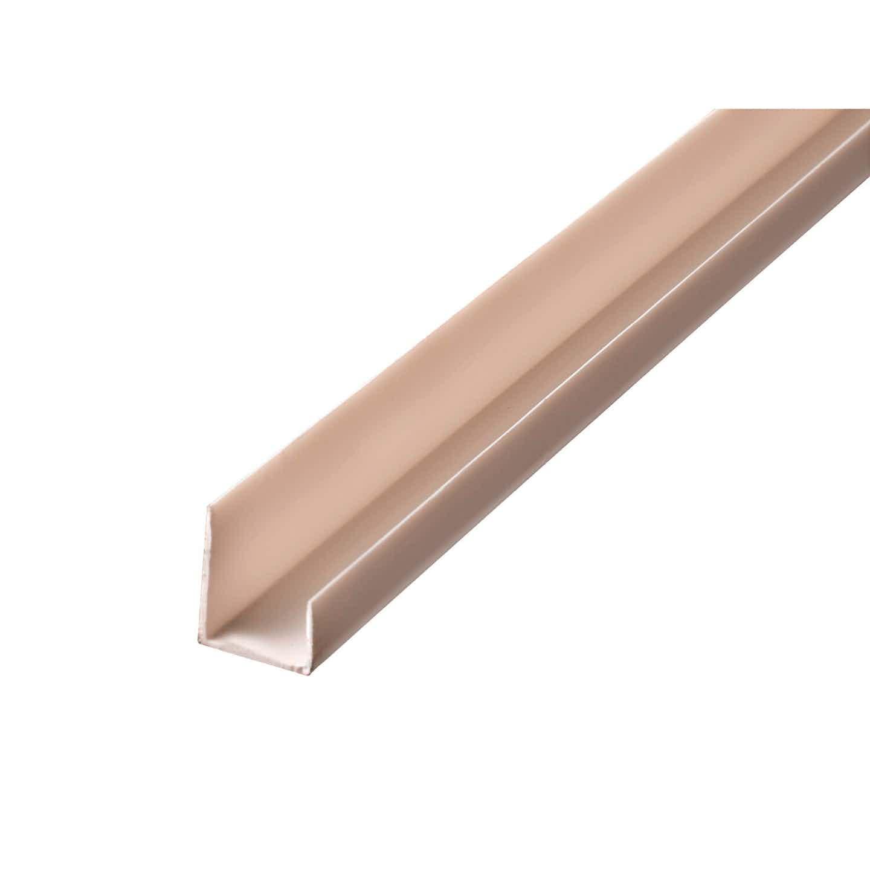 Budmat Listwa zamykająca PVC 3 m