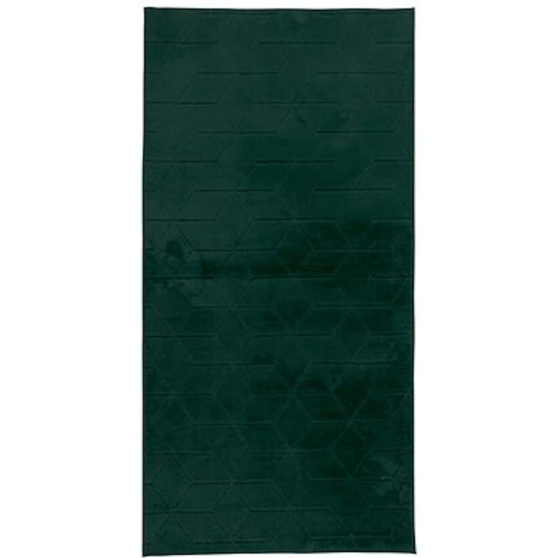 Dywan PANAMA ciemnozielony 70 cm x 140 cm