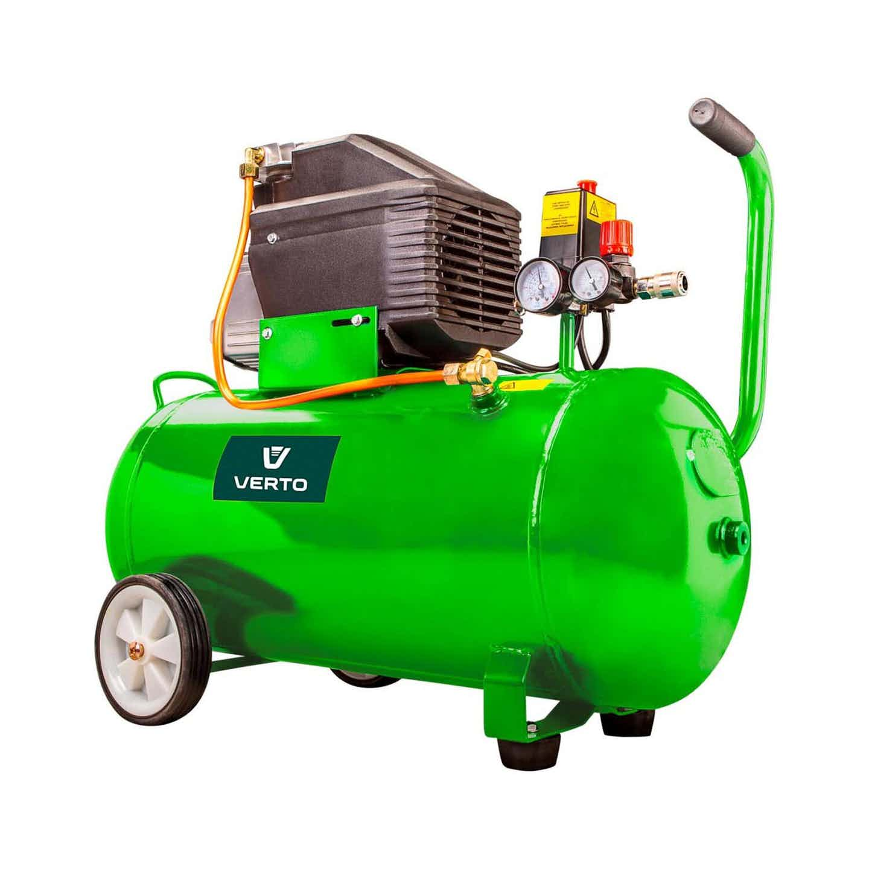 Verto Kompresor olejowy 1500W 50L