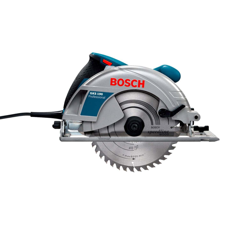 Bosch Pilarka tarczowa GKS 190 1400 W