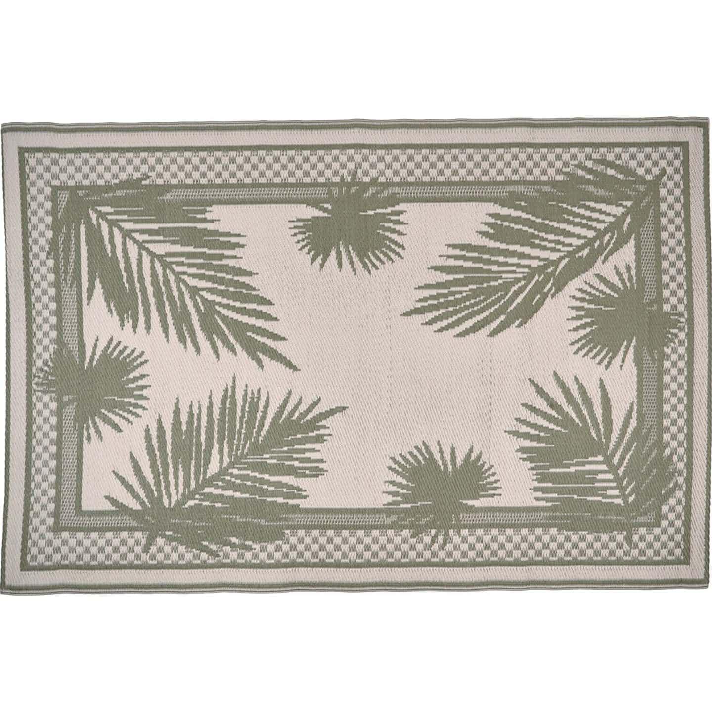 Dywan tarasowy prostokąt Poly zielony 120x180 cm