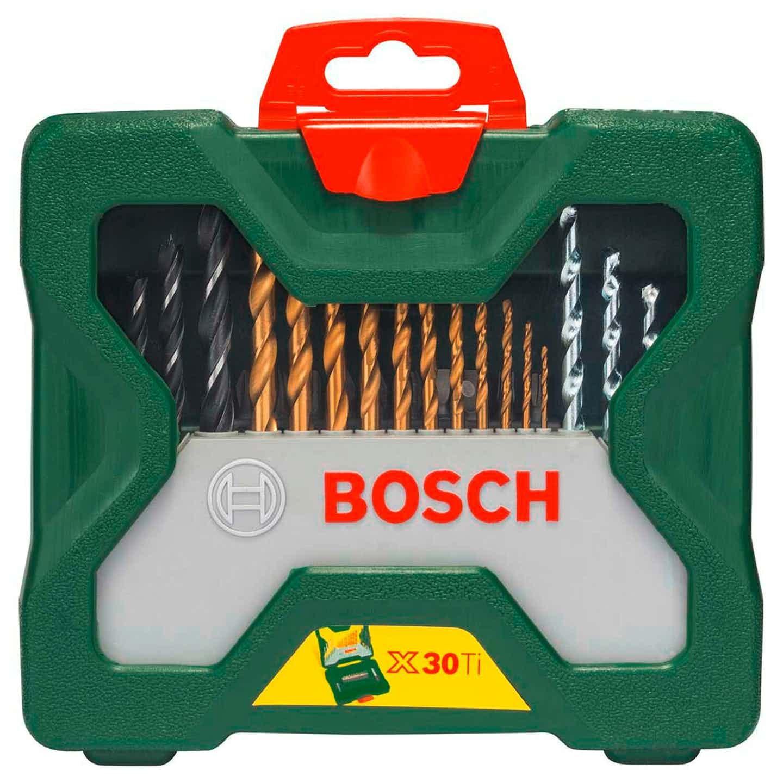 Bosch Zestaw bitów i wierteł X-Line 30-częściowy