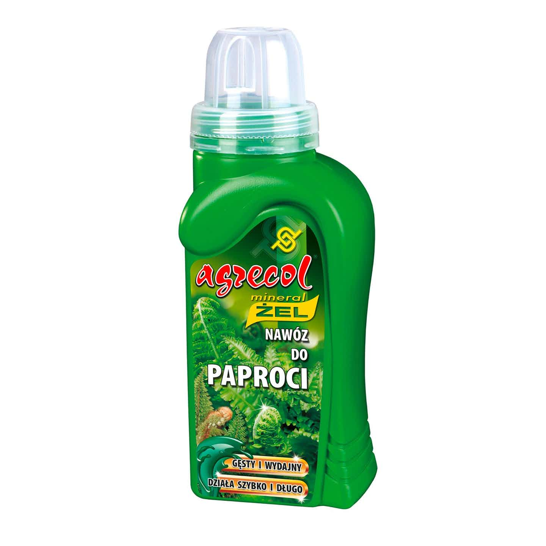 Agrecol Nawóz mineral żel do paproci 250 ml