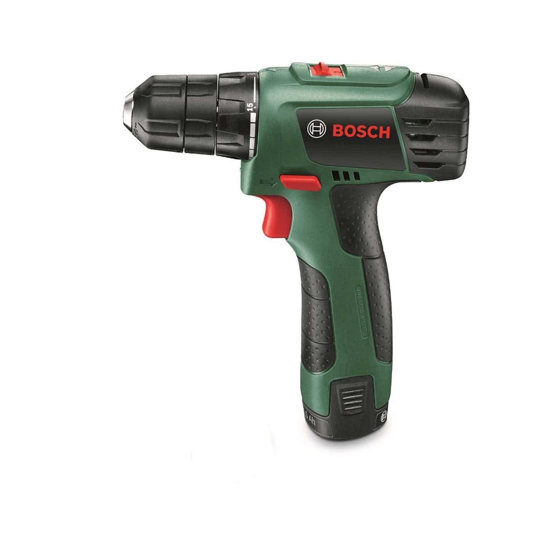 Bosch Wiertarko-wkrętarka Easy Drill 1200 akumulatorowa 12V 2 x 1,5Ah