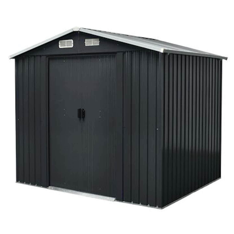 Domek ogrodowy metalowy 3 m2 174x194 wys. 200 cm