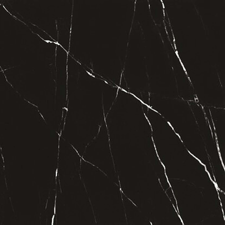 Gres polerowany szkliwiony MALIVI black 60 cm x 60 cm