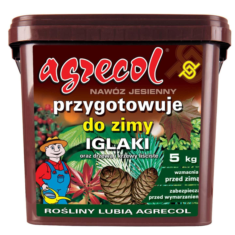 Agrecol Nawóz jesienny do iglaków 5kg