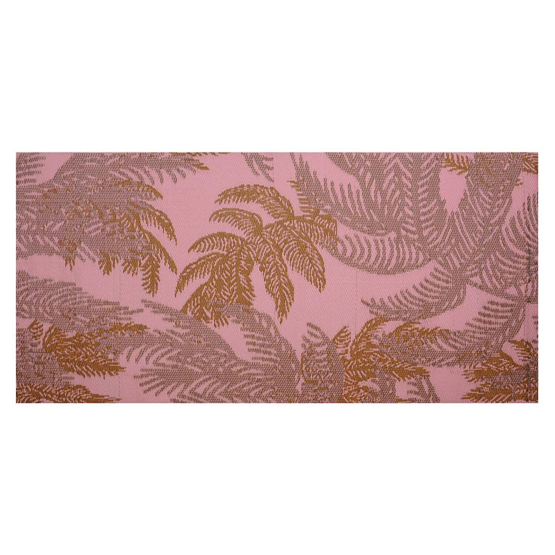 Dywan tarasowy palma róż SP/005 90x180