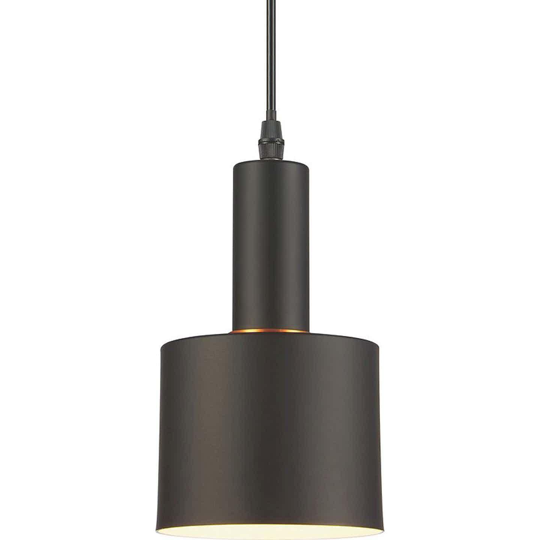 Lampa wisząca TRIO 1 black gold 1x40W E27