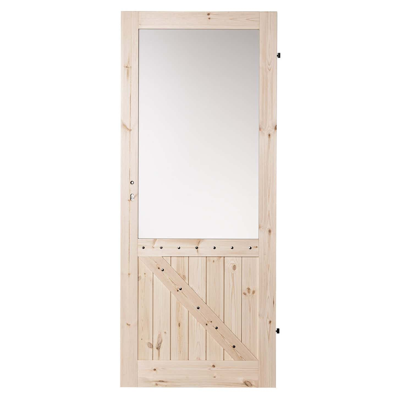 Kornik Skrzydło drzwiowe Duo Loft sosna sęczna pokojowe 80P