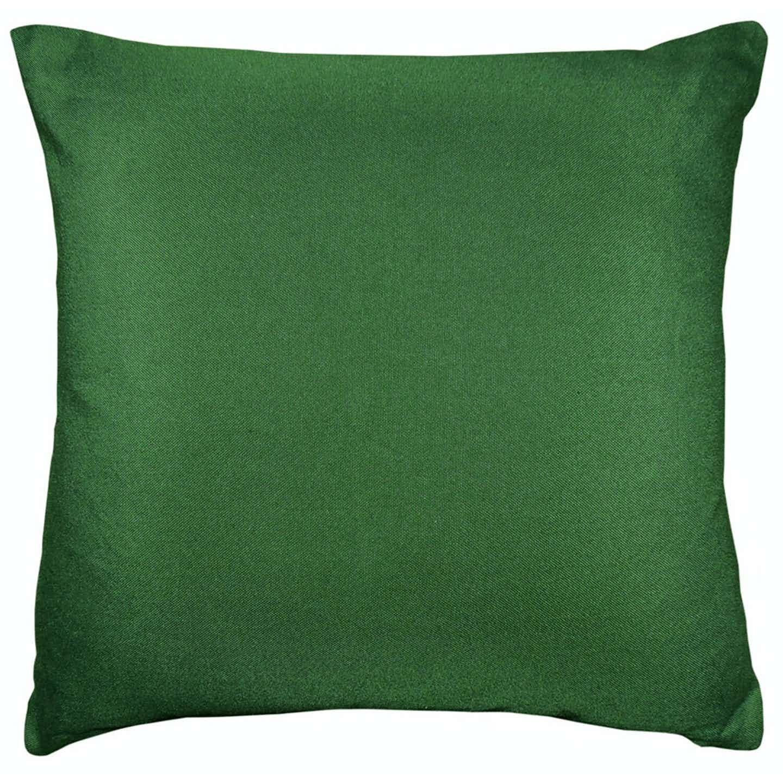Poduszka dekoracyjna zielona  40x40 cm