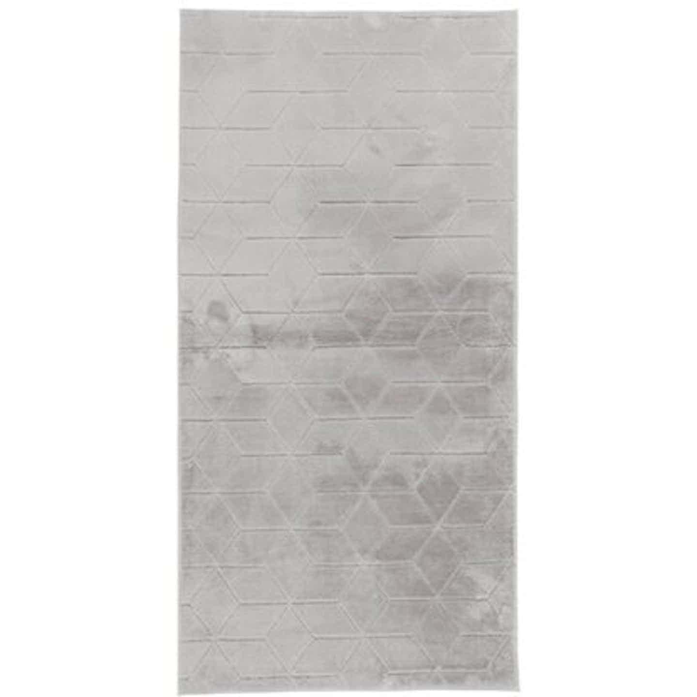Dywan PANAMA jasnoszary 70 cm x 140 cm