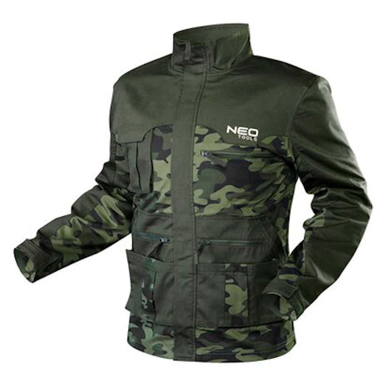 Neo Tools Bluza robocza CAMO rozm. M