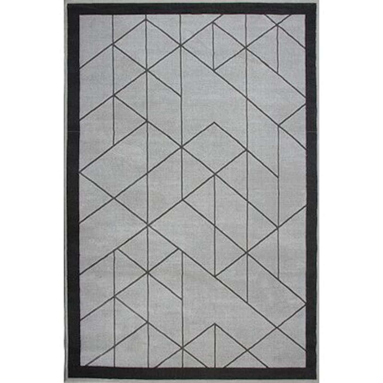 Dywan GLAMOUR szary 80 cm x 150 cm