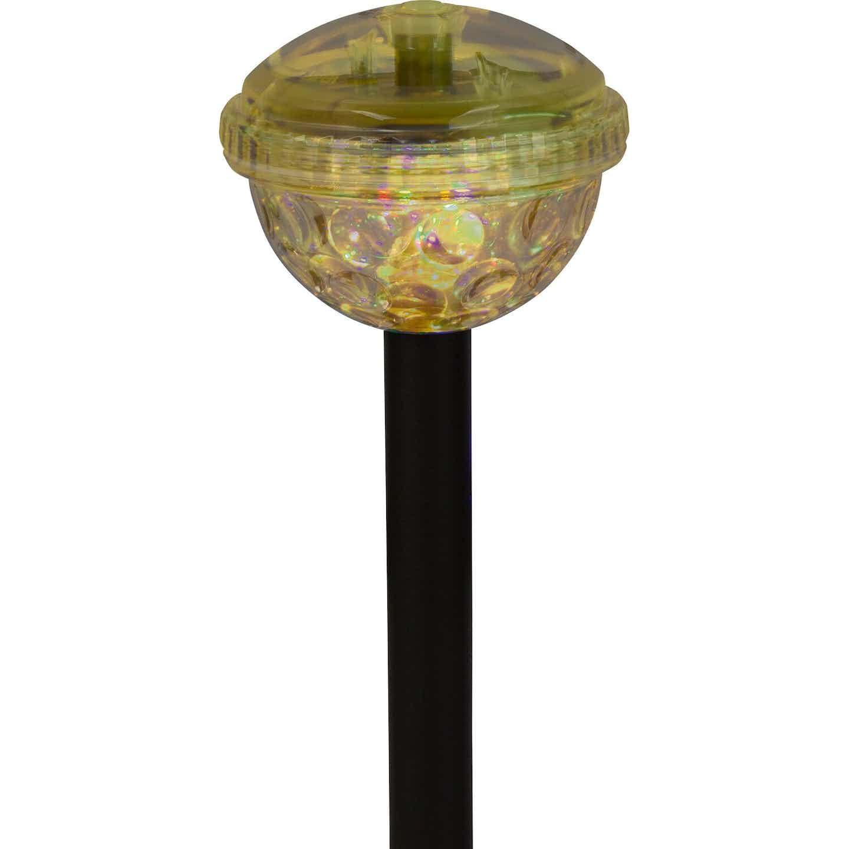 Obi Lighting Lampa solarna RGB LED IP65