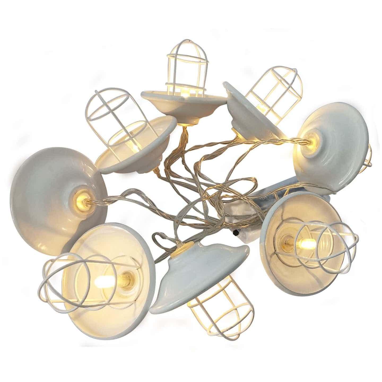 Polux Girlanda LED LOFT 10 2700K