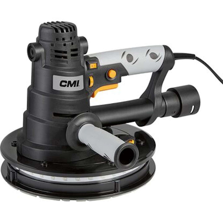 CMI Szlifierka bezpyłowa do gipsu 750W 180 mm