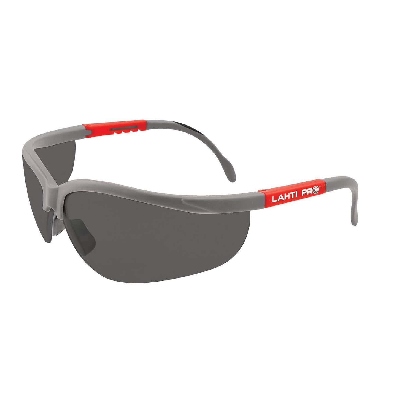 LAHTI PRO Okulary ochronne szare regulowane