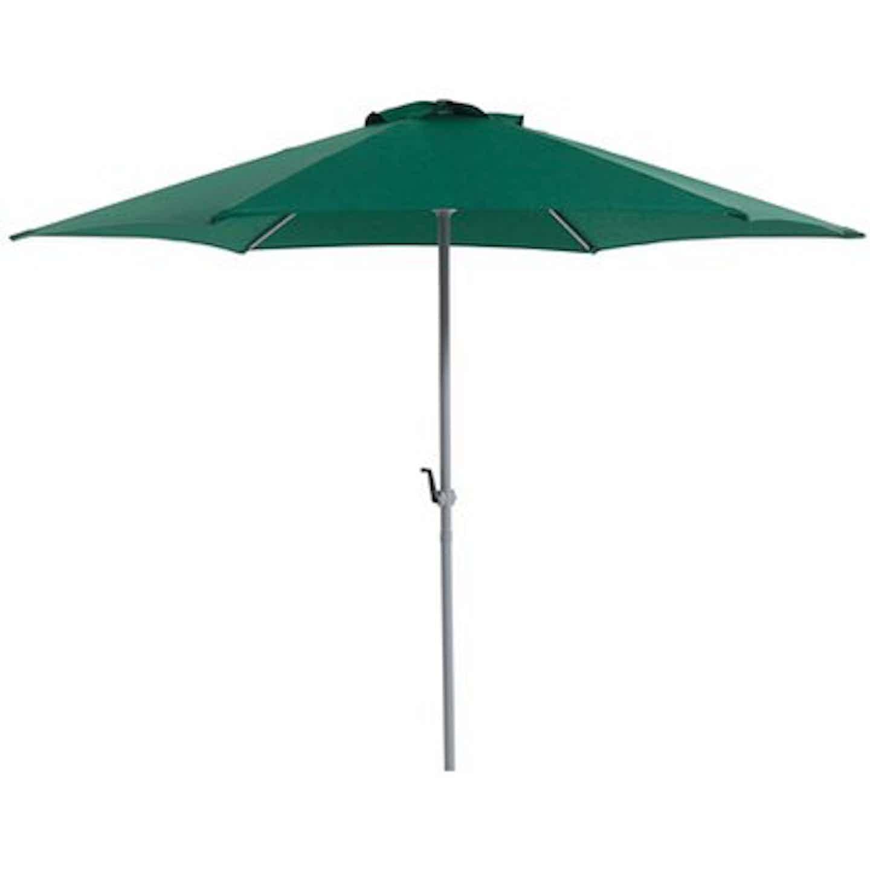 Parasol przeciwsłoneczny śr. 270 cm zielony