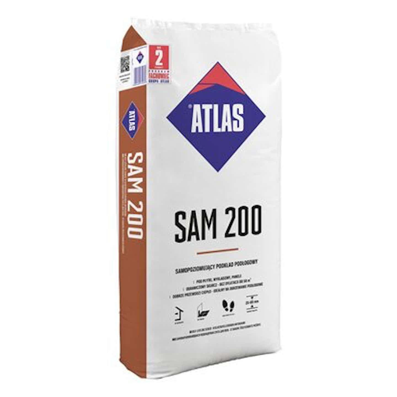 Atlas podkład samopoziomujący SAM 200 25 kg