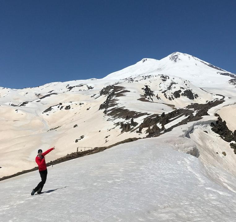 Elbrus-Kaukasus
