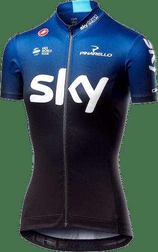 Team Sky 2019 Fan 19 W - Radtrikot - Damen