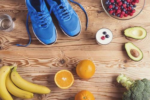 Richtige Ernährung für Läufer