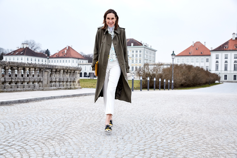 Glam-o-meter, Annette Weber, Spring Looks, Lodenfrey, Munich