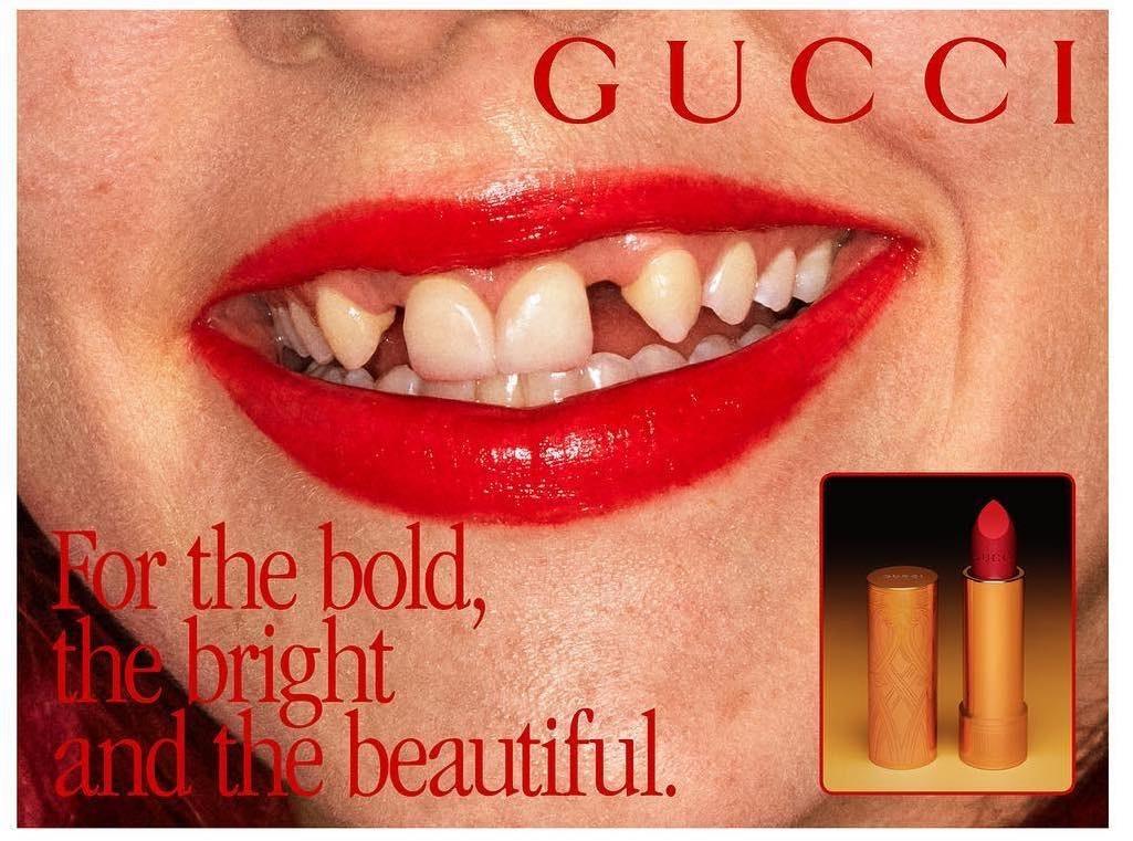 Gucci beauty lipstick