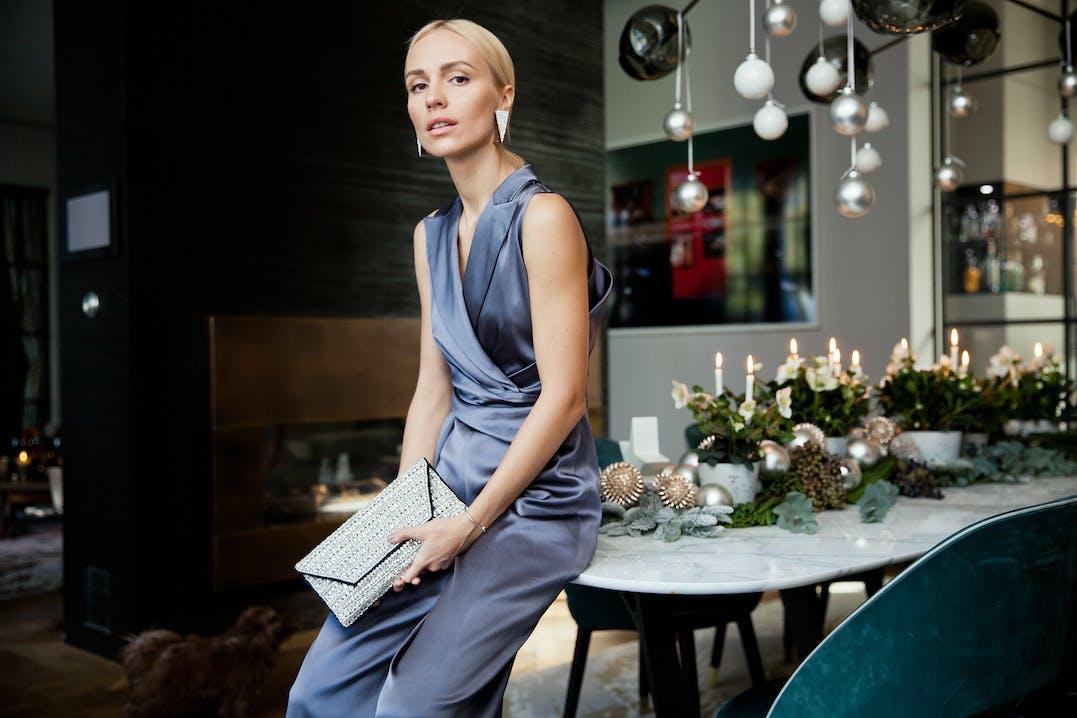 Vikyandthekid, Viktoria Rader, New Year's Eve 2018, Silvester 2018, Silvester Looks, Lodenfrey, Munich