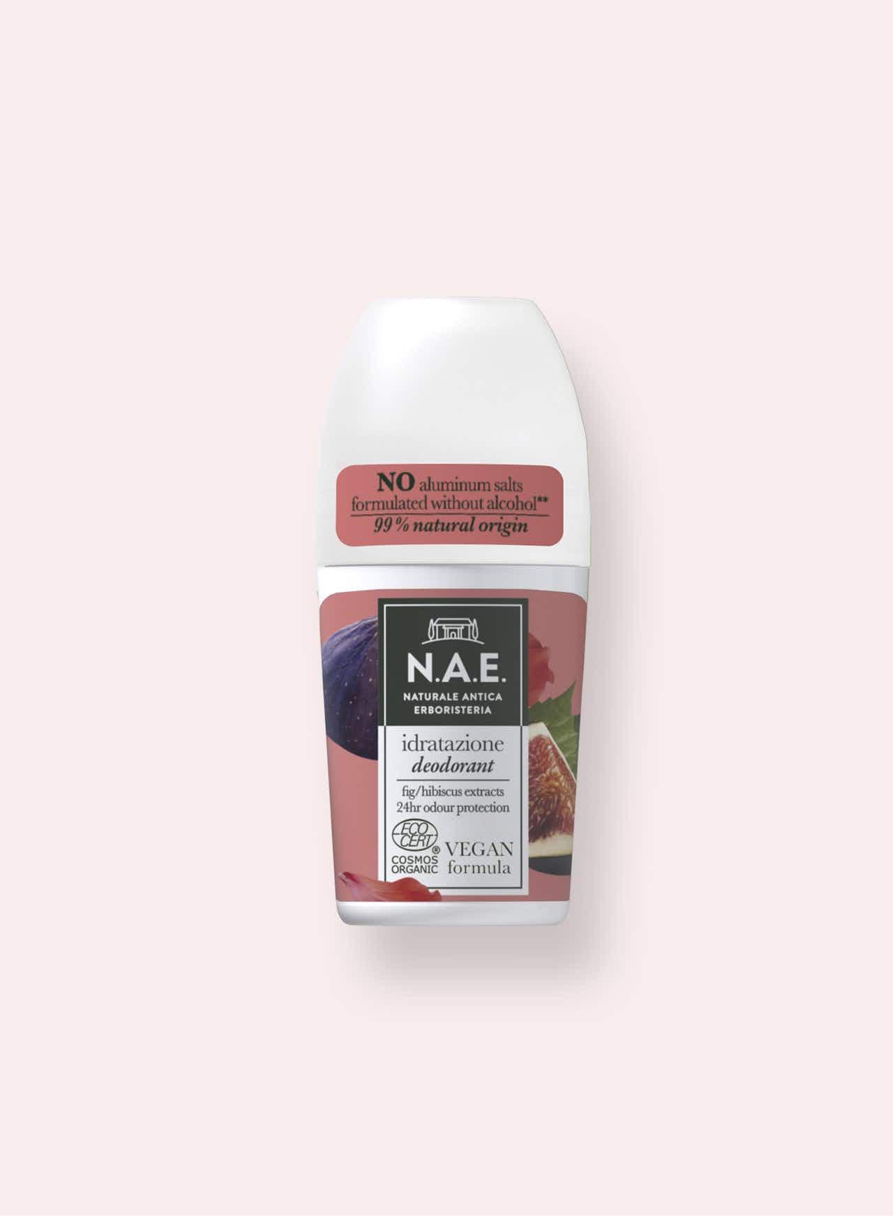 Moisturizing Deodorant, 50ml