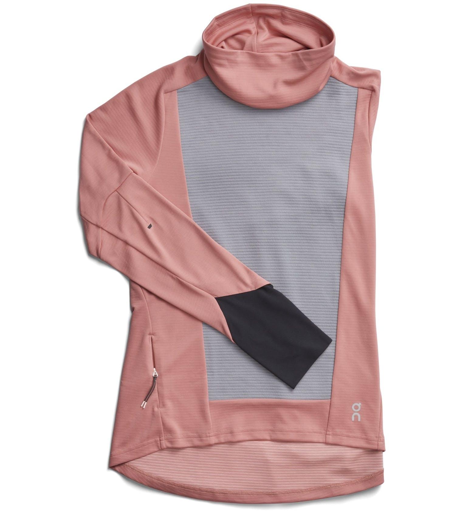 On Weather Shirt - Laufshirt langarm - Damen