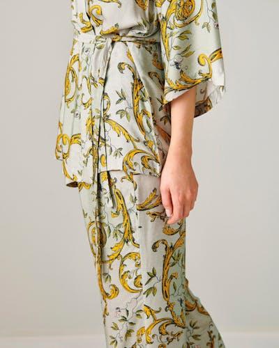 ESSENZA Georgina Homewear Neomint