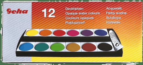 Deckfarbenkasten