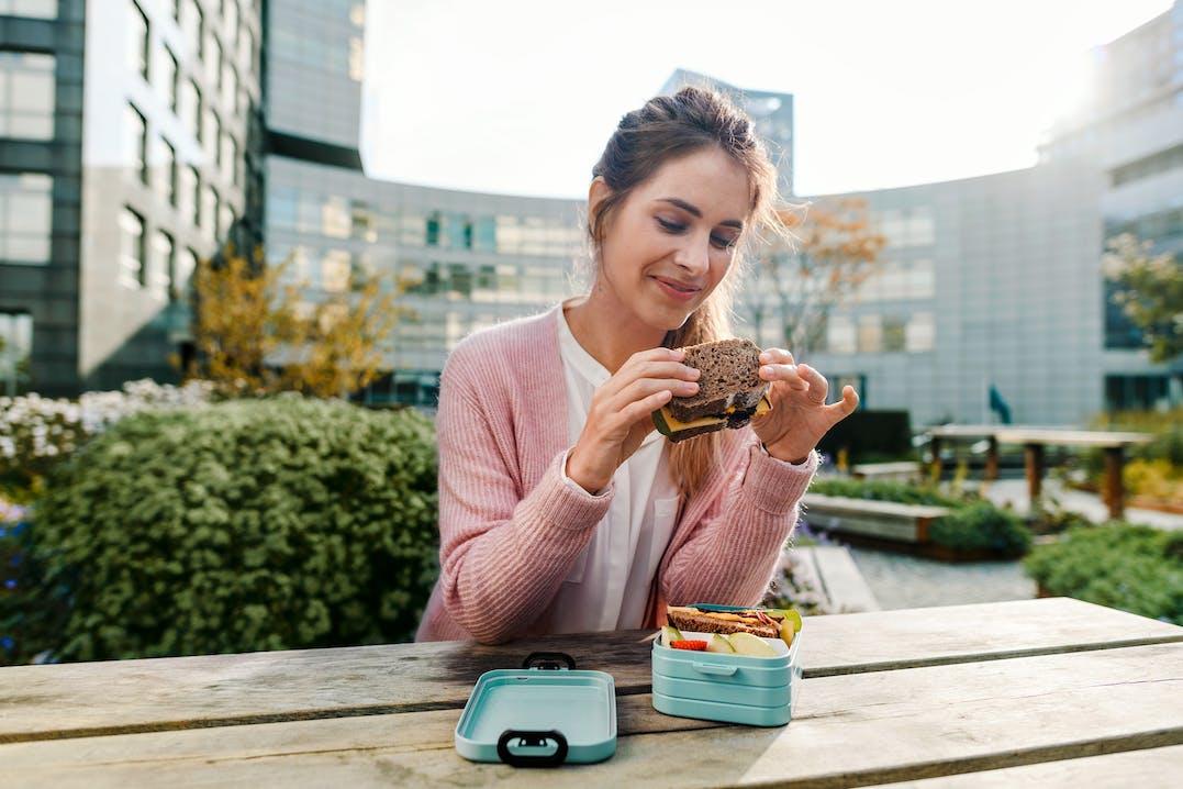 Lunchbox TAB mit Bento Einsatz