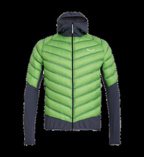 f198d6e0b3 Salewa Agner Hybrid, la giacca piumino per alpinismo