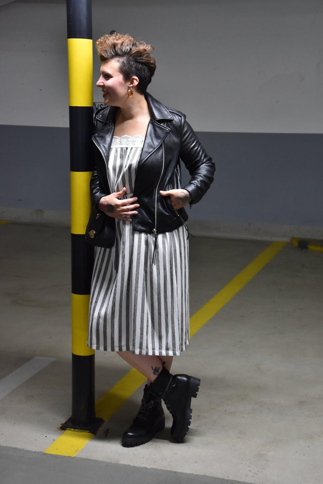 fashion friday: sommerkleid mal rockig!