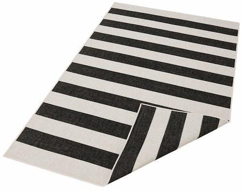 Teppich »Alan«, andas, rechteckig, Höhe 5 mm, In- und Outdoor geeignet, Wendeteppich