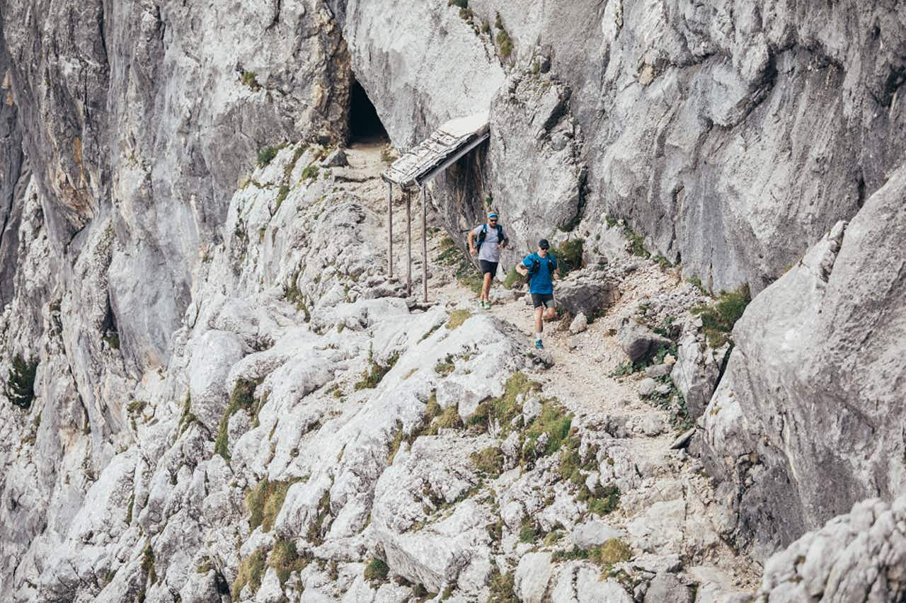 GORE-TEX Transalpine Run, Laufpartner, SportScheck, Etappenrennen, Alpin, Alpen
