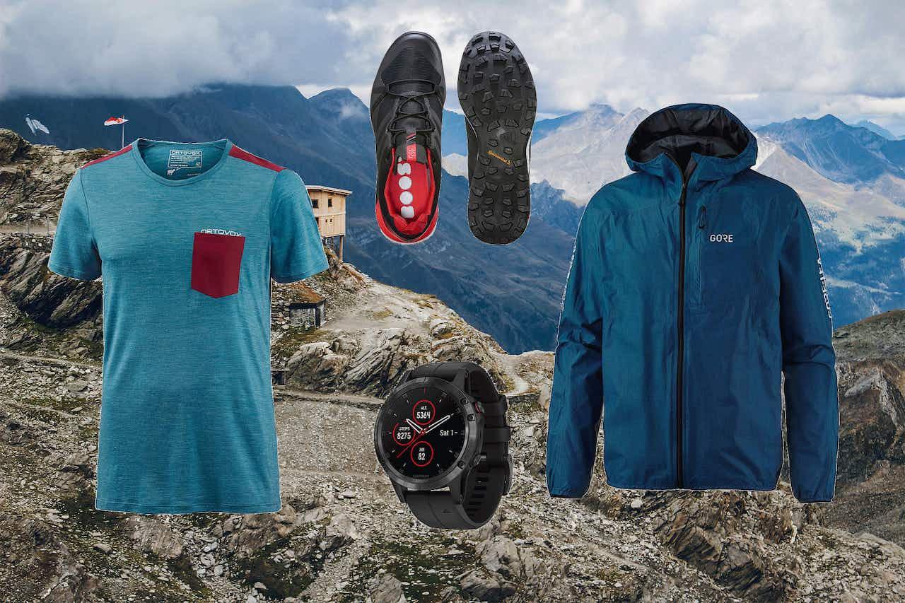 Wandern, Ausrüstung, Outdoor, Meraner Höhenweg, SportScheck