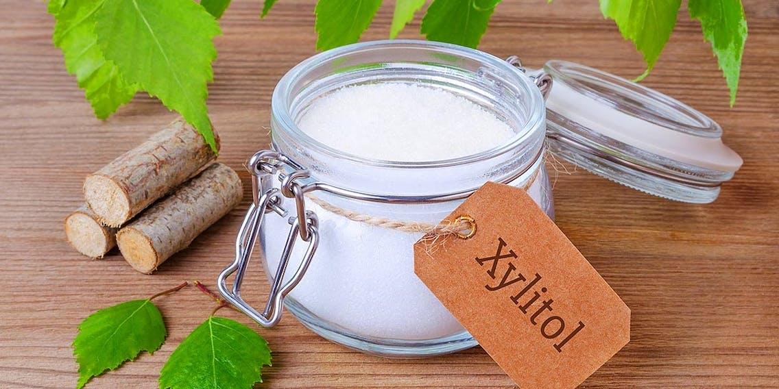 Xylitol Süßungsmittel