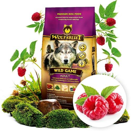 Wolfsblut - Trockenfutter - Wild Game Adult (getreidefrei)