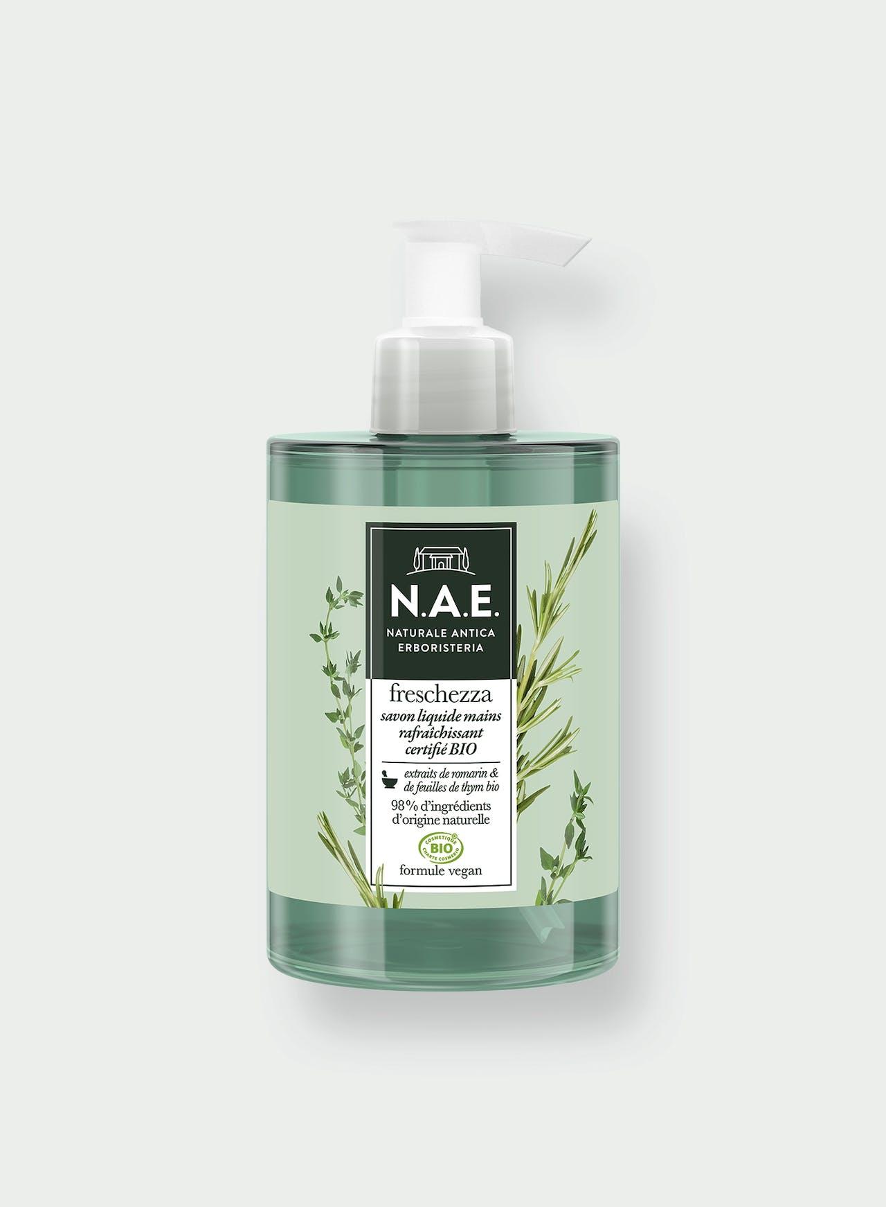 savon-liquide-mains-nae-bio-freschezza