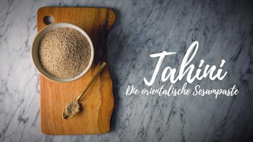 One Kitchen - Rezept Tahini