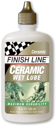 Finish Line Ceramic WET Lube - lubrificante umido a base ceramica