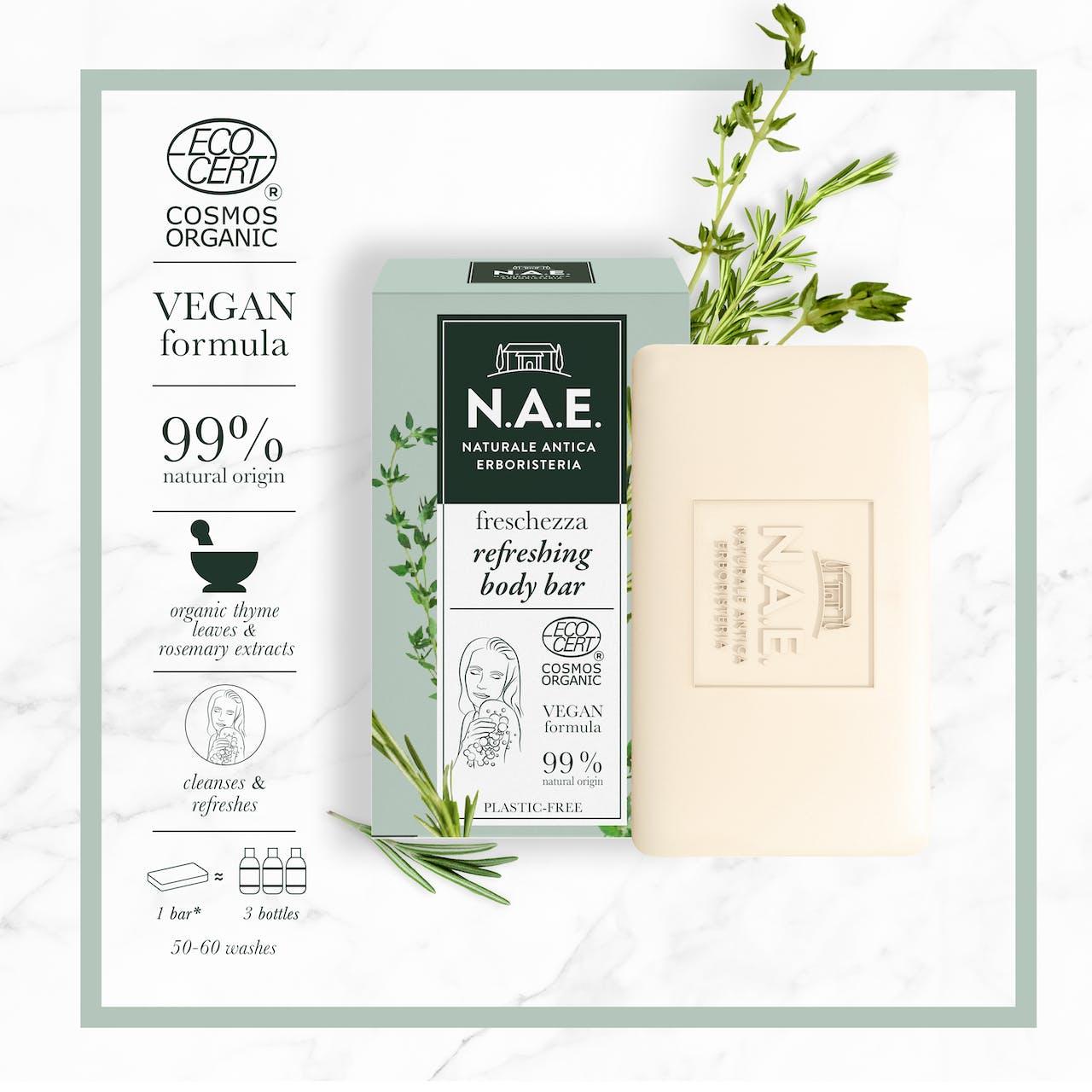 Daily Usage Shampoo Bar, 85gr