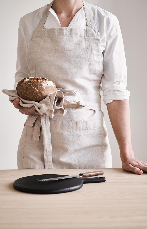 Marc O'Polo nachhaltige Küchentextilien