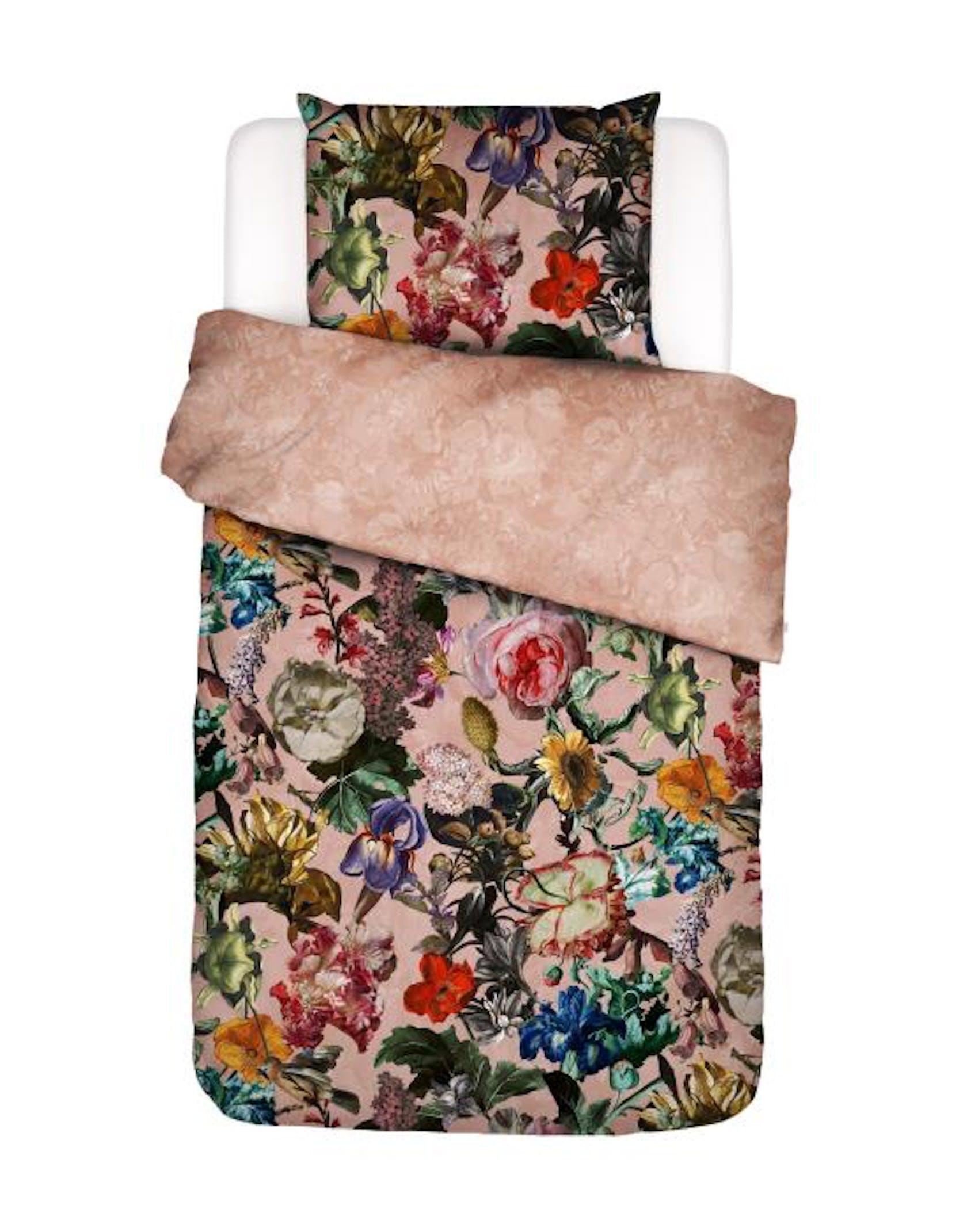 ESSENZA Famke Rose Bettwäsche 135 x 200 cm