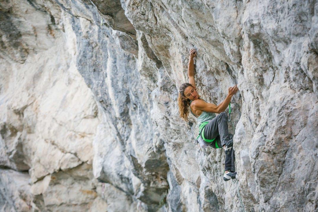 Prodotti sostenibili per l'arrampicata - Edelrid