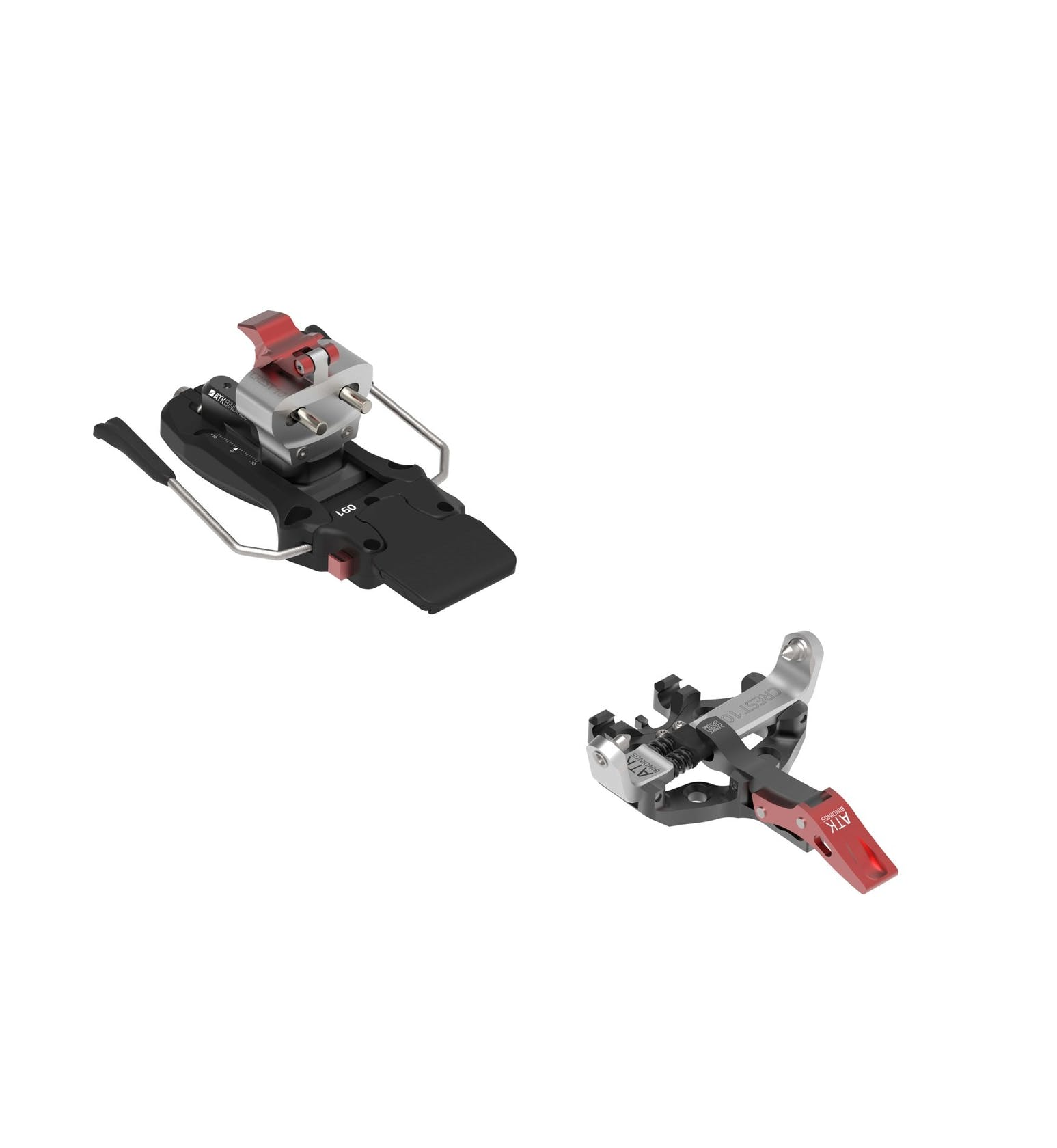 ATK Bindings Crest 10 (Ski brake 97 mm) - attacco scialpinismo